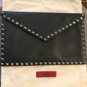Valentino Large Flat Pouch
